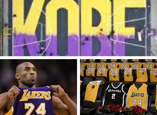 Kobe Bryant, dalle notizie al ricordo