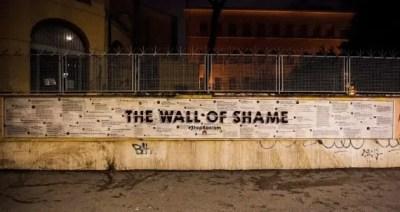 La street artist Laika anche i muri parlano E denunciano