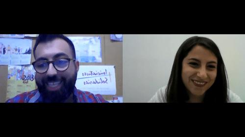 Intervista di Redazione Valencia a Óscar di Iniciatives Solidaries