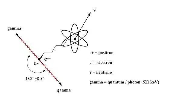 Figure 84. Positron-electron (e+ - e-) annihilation