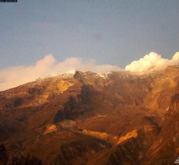 Travel Alert | Nevado del Ruiz Volcanic Activity