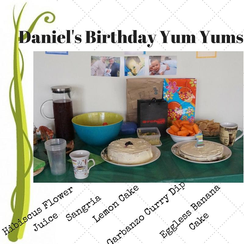 Birthday Food