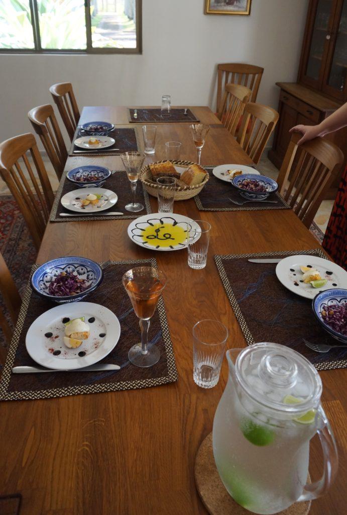 Lunch at El Lugar