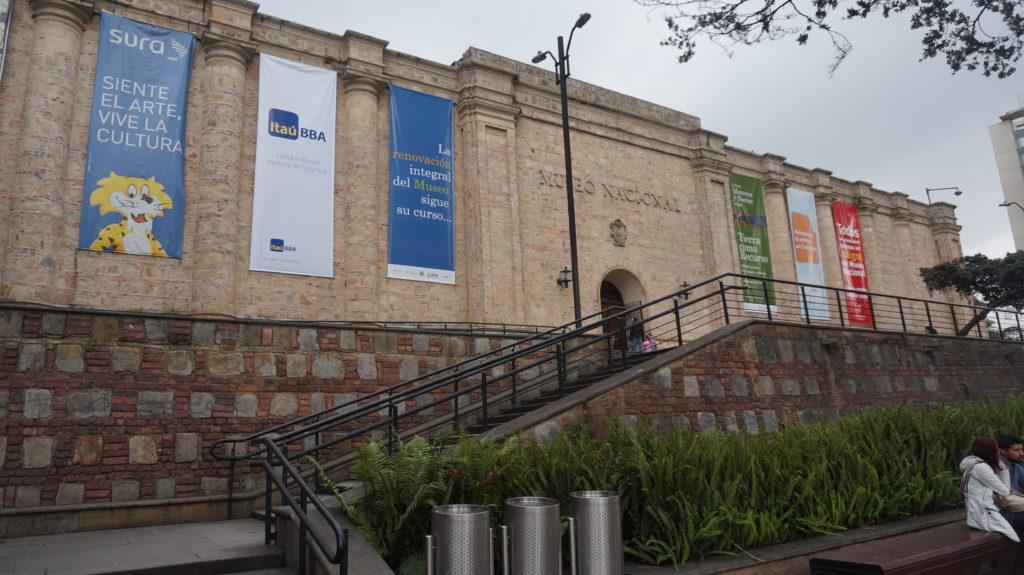 Museu Nacional Bogota