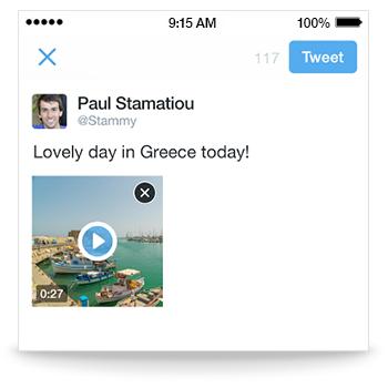 Twitter Video Step 3