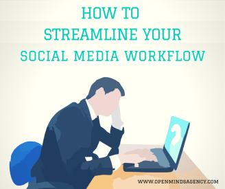 Streamline Social Media Workflow