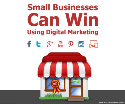 Small Business Can Win