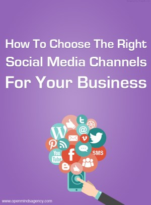 how to choose social media channelhow to choose social media channel