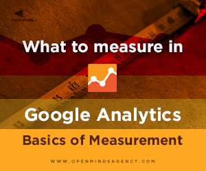 What to measure in Google Analytics