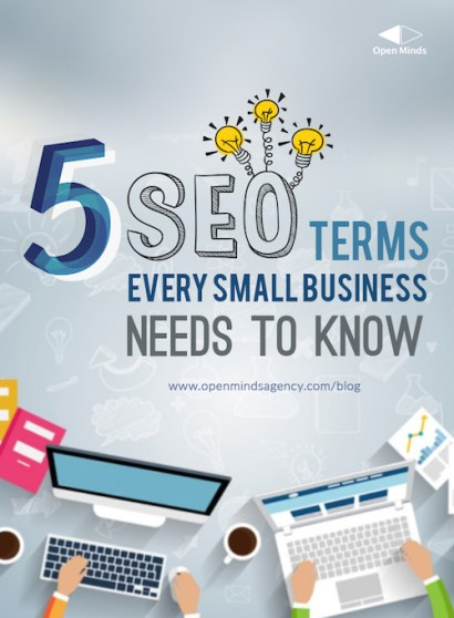 5 SEO Terms every small business needs to know