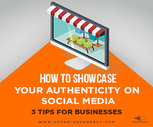 How to showcase your authenticity on social media by Natchi Lazarus