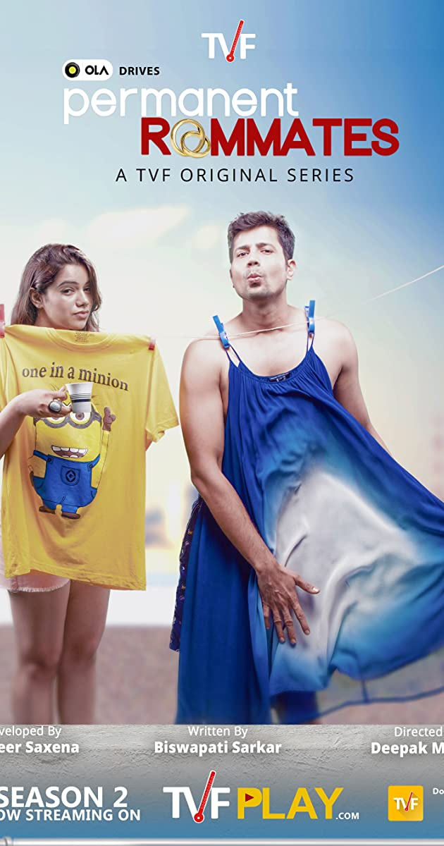 Permanent Roommates Season 1 Complete