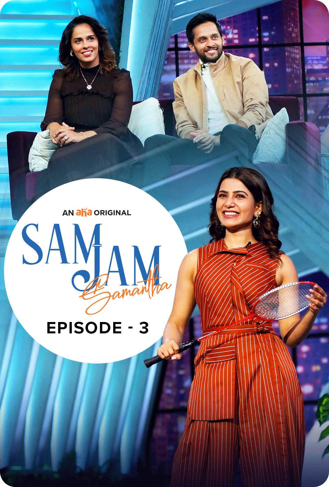 Sam Jam Season 1 Episode 3