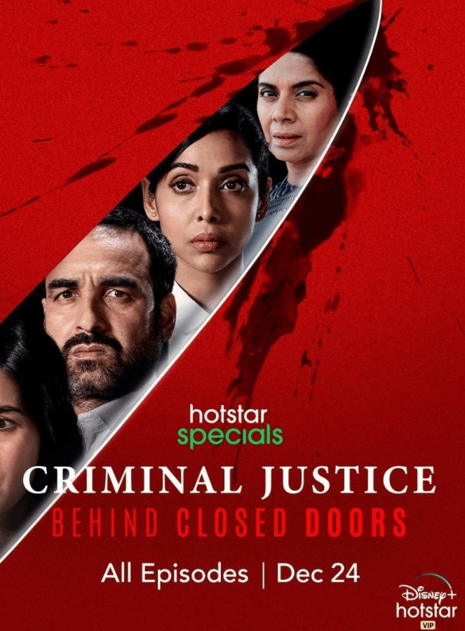 Criminal Justice Season 2: Behind Closed Doors (Telugu Dubbed)