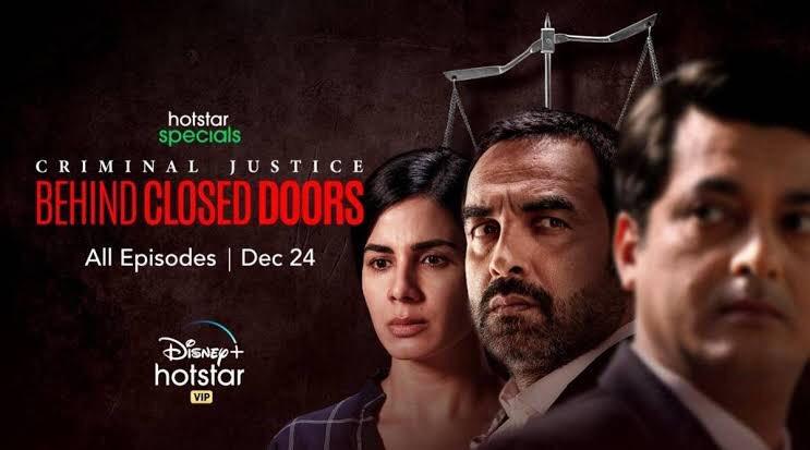 Criminal Justice Season 2: Behind Closed Doors (Telugu Dubbed)