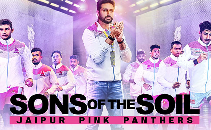 Sons of the Soil: Jaipur Pink Panthers Season 1 Complete