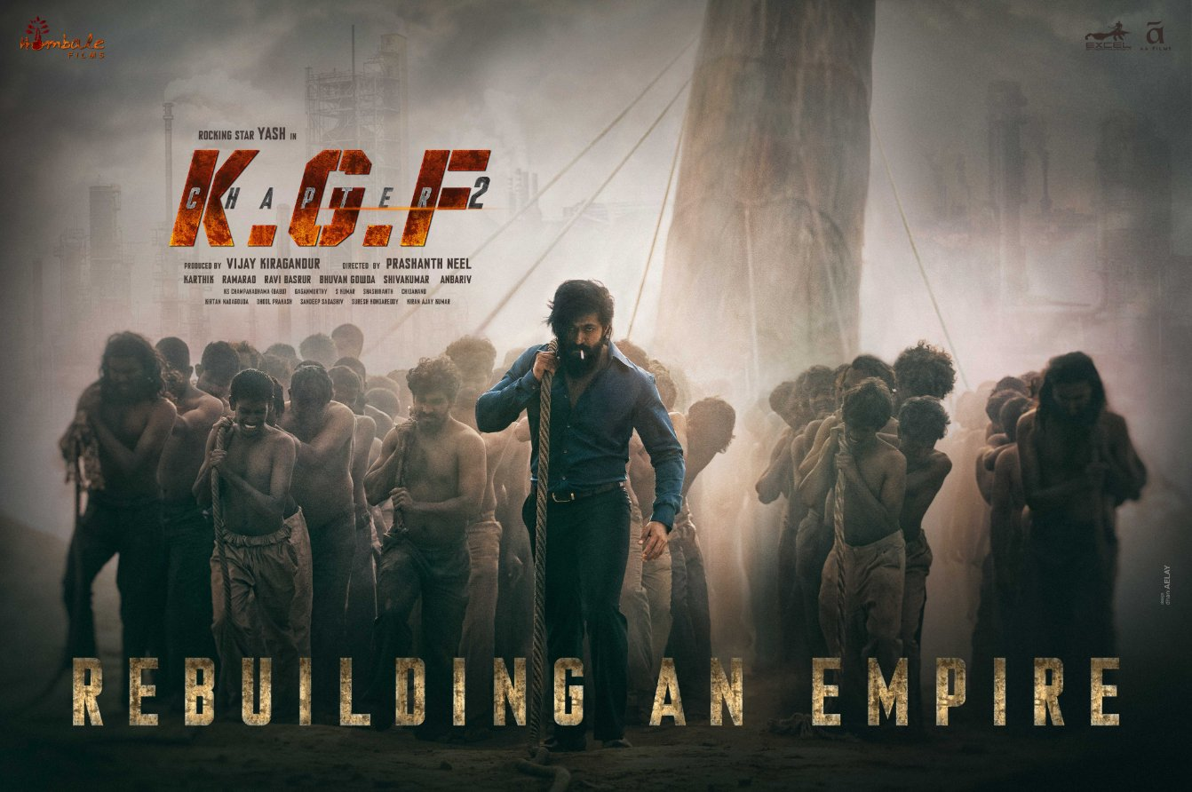 K.G.F: Chapter 2 (Hindi Dubbed)