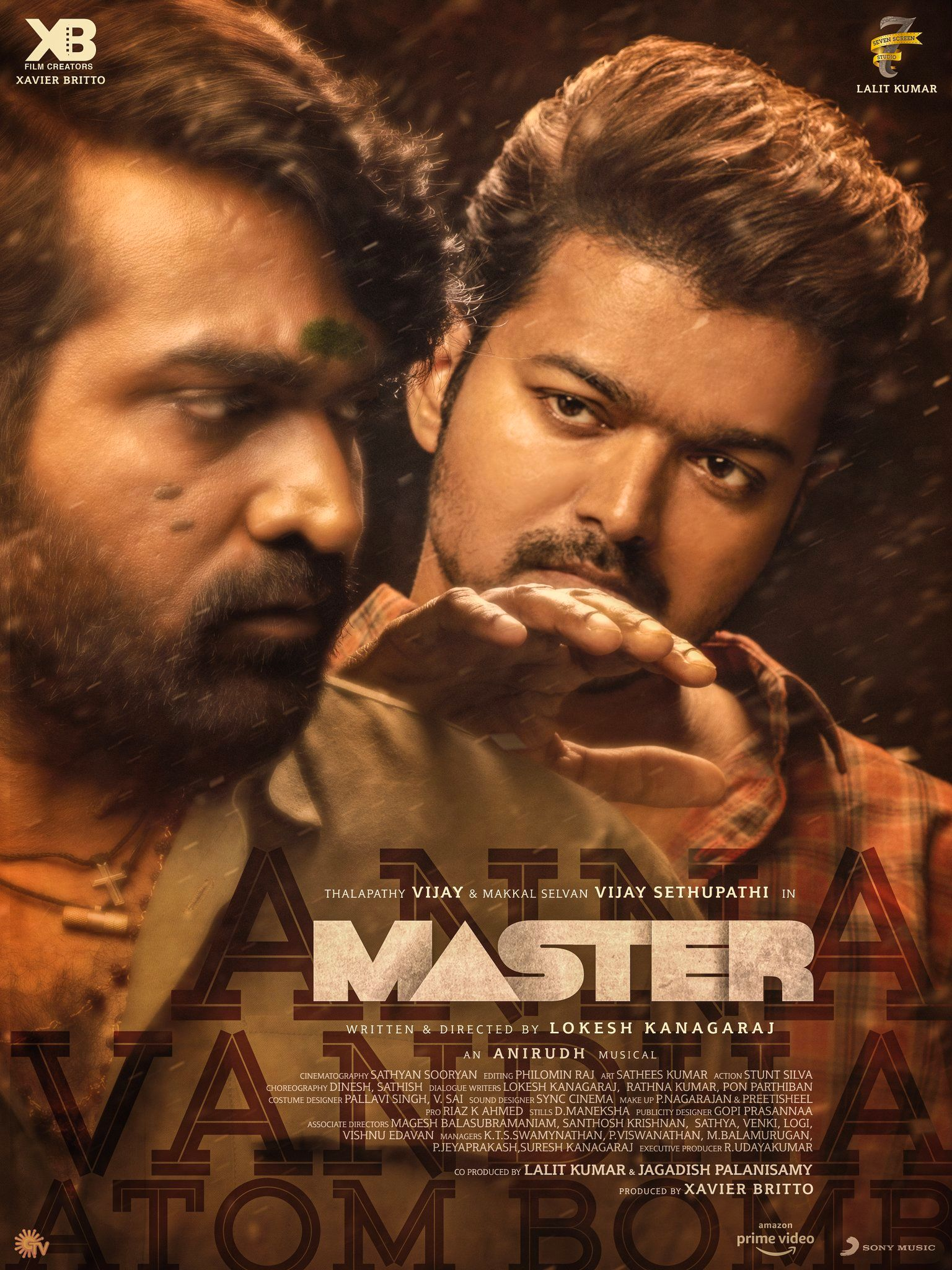 Master (Hindi Dubbed)
