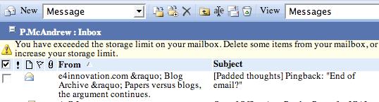 Emailoverflow