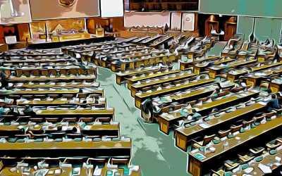 Perubahan UU MK sebagai RUU Kumulatif Terbuka