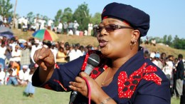 Khupe assailant identified: MDC-T