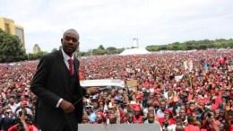 ''Chamisa has the ability to bring change to Zimbabwe''