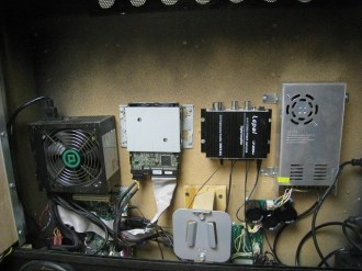 Using 24V SMPS with Power Filter board