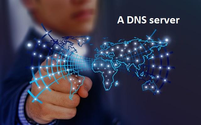 A DNS server