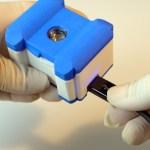 Quartz Crystal Microbalance openQCM USB connection