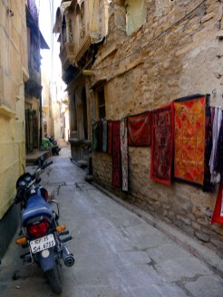 Alleyways of Jaisalmer