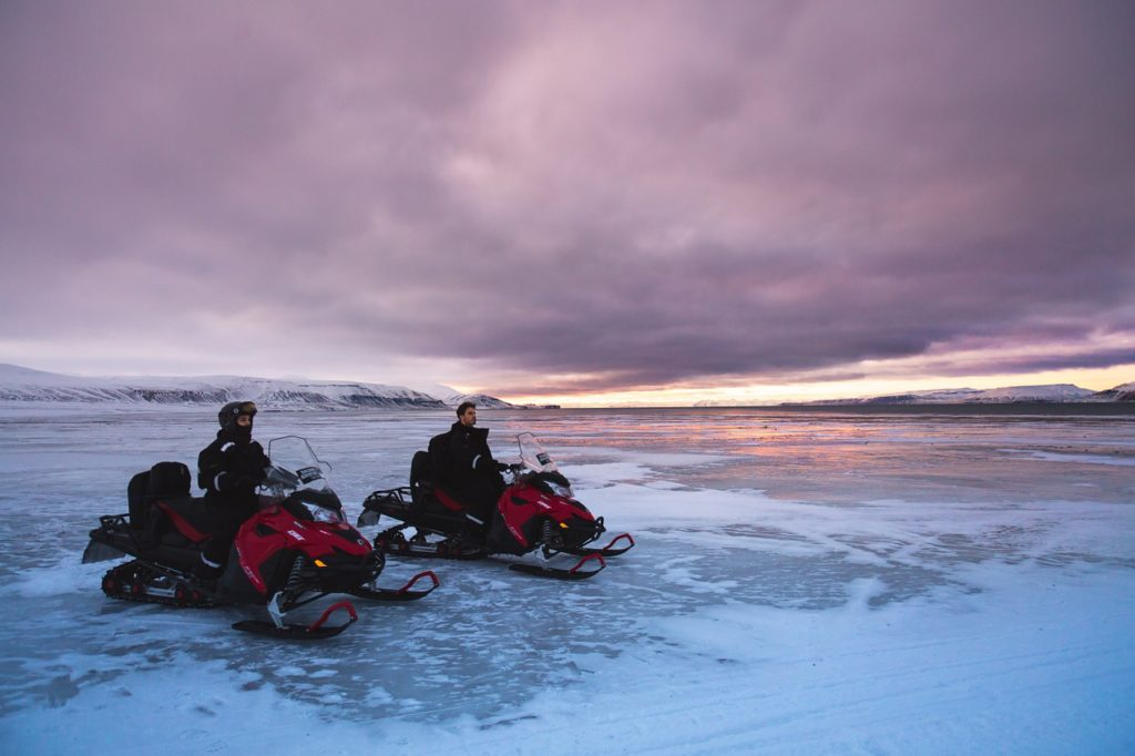 Attractions in Svalbard