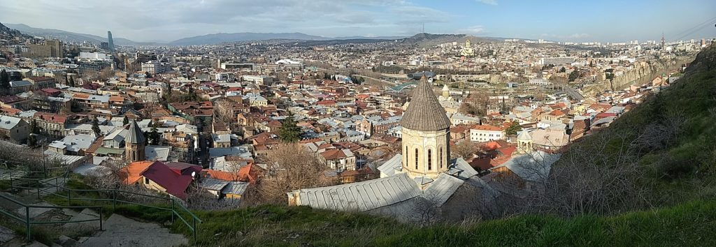 First Impression of Tbilisi