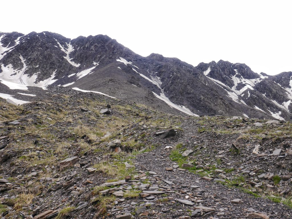 Trekking from Shatili to Omalo
