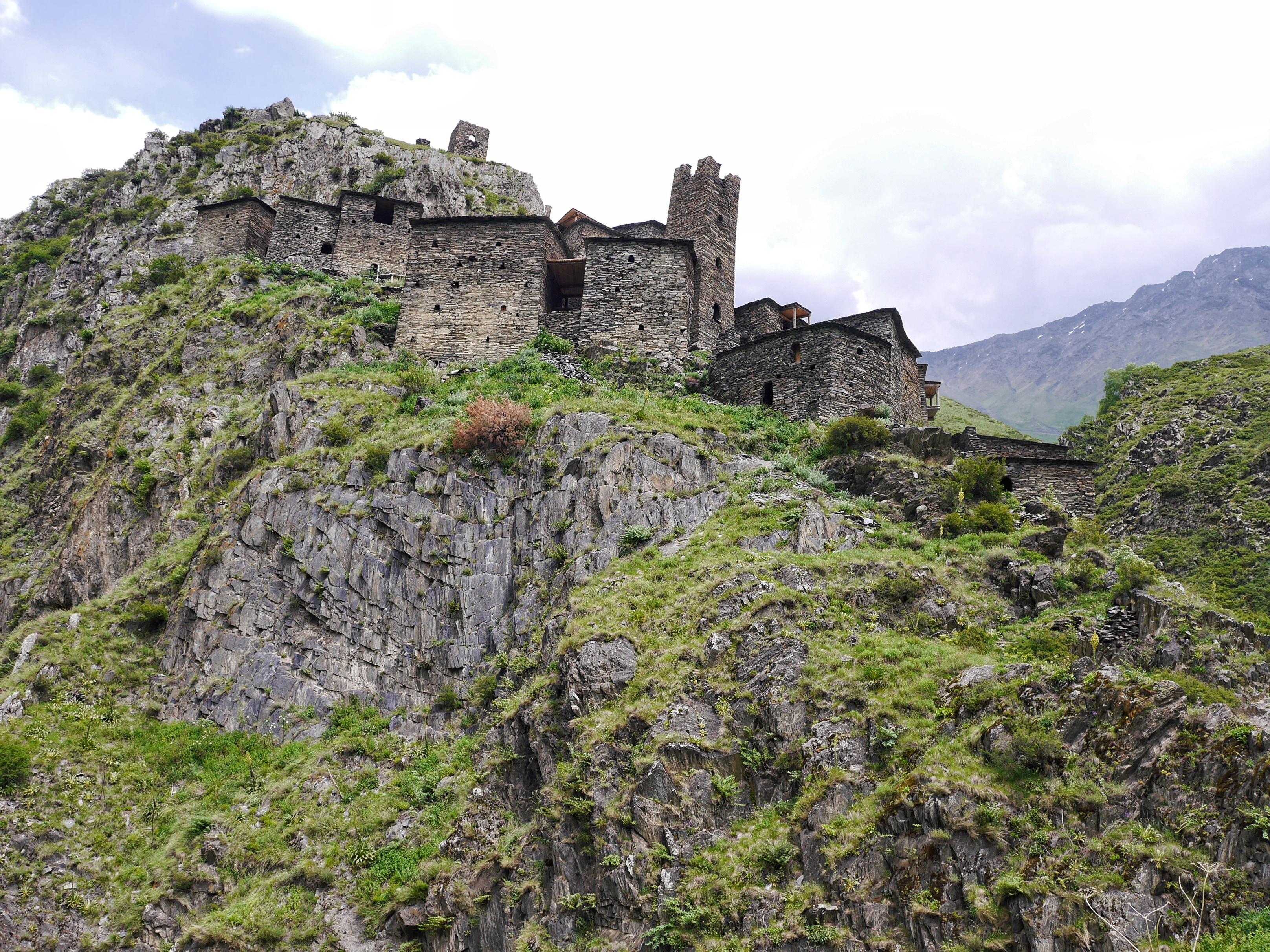 Mutso Fortress