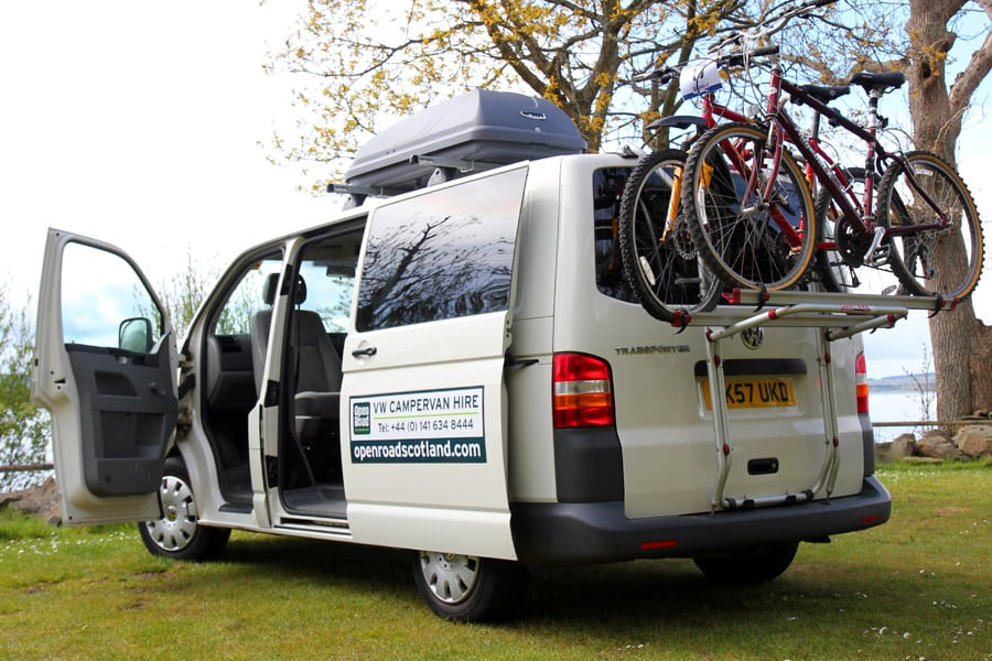 Campervan Hire Amp Holidays In Scotland Open Road Scotland