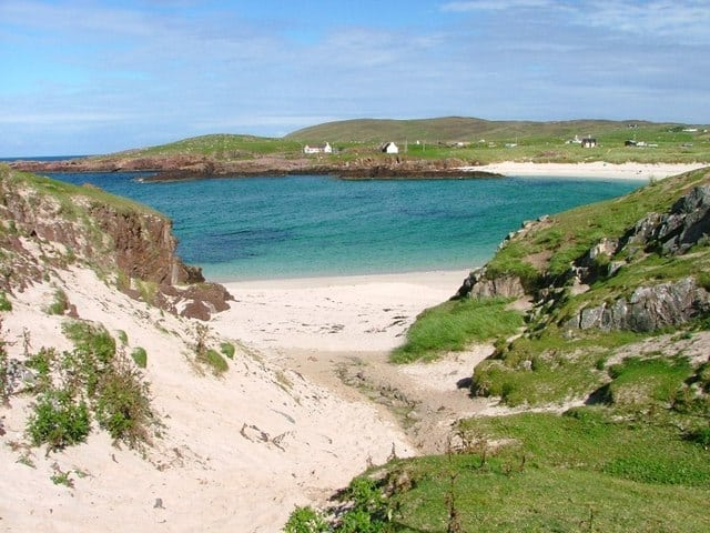 Clachtoll beach. Pic by: Mick Garratt Creative Commons