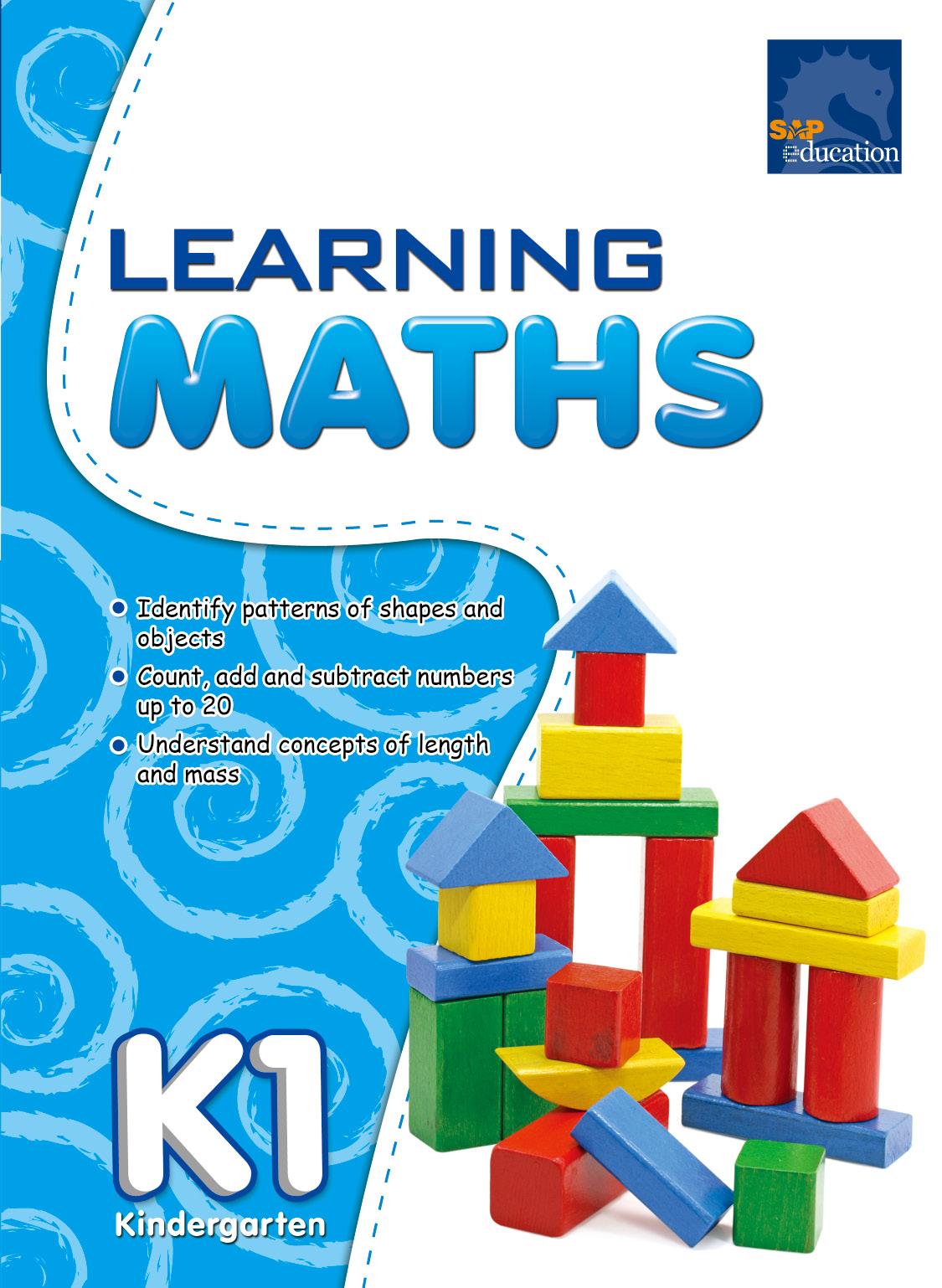Learning Maths K1