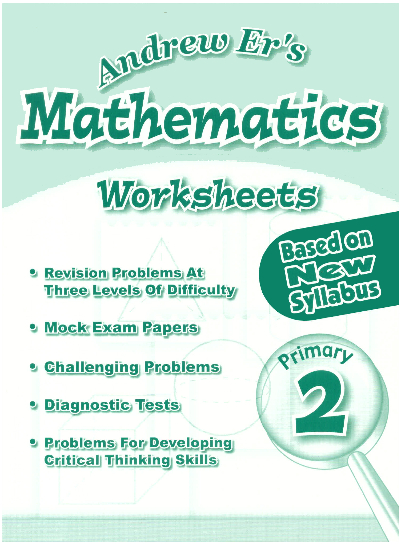 Andrew Er S Maths Worksheets 2