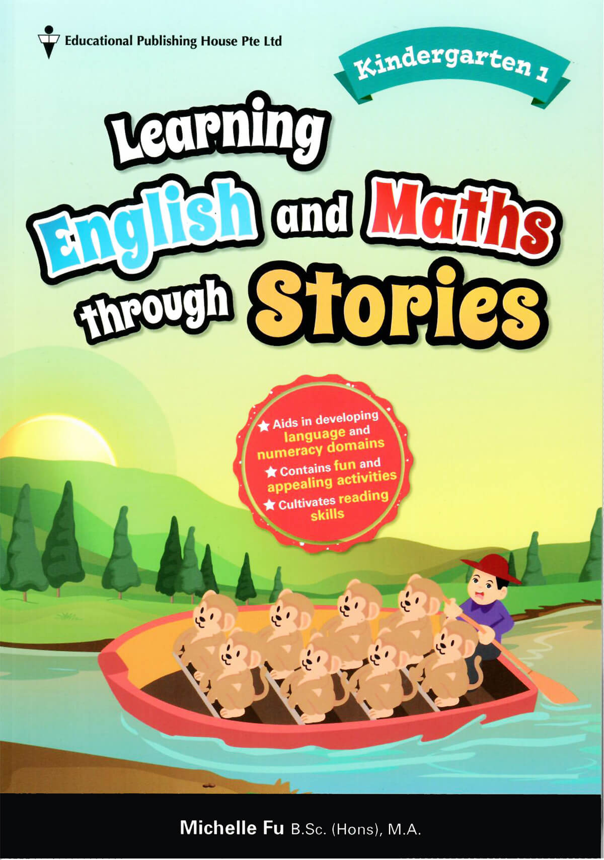 Learning English And Maths Through Stories K1
