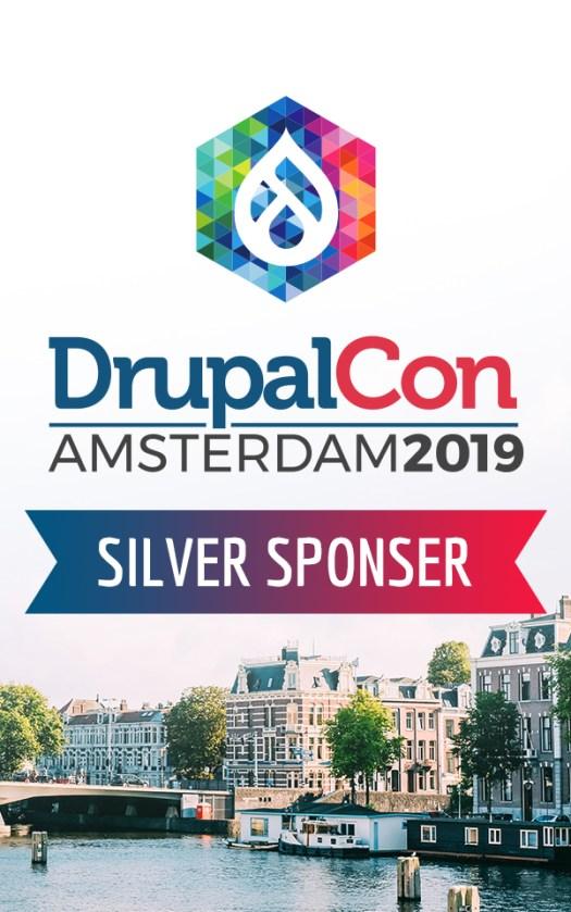 DrupalCon Silver sponsor post