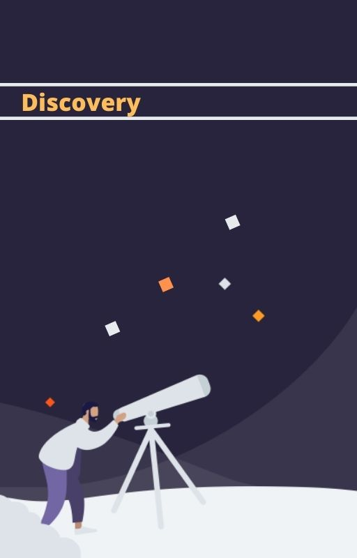 Guy looking into the telescope