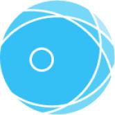 blue opigno logo