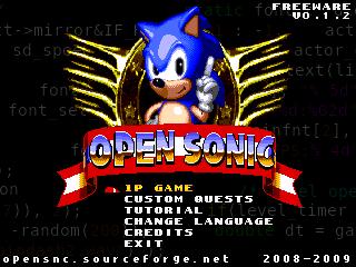(Open) Sonic su Linux!
