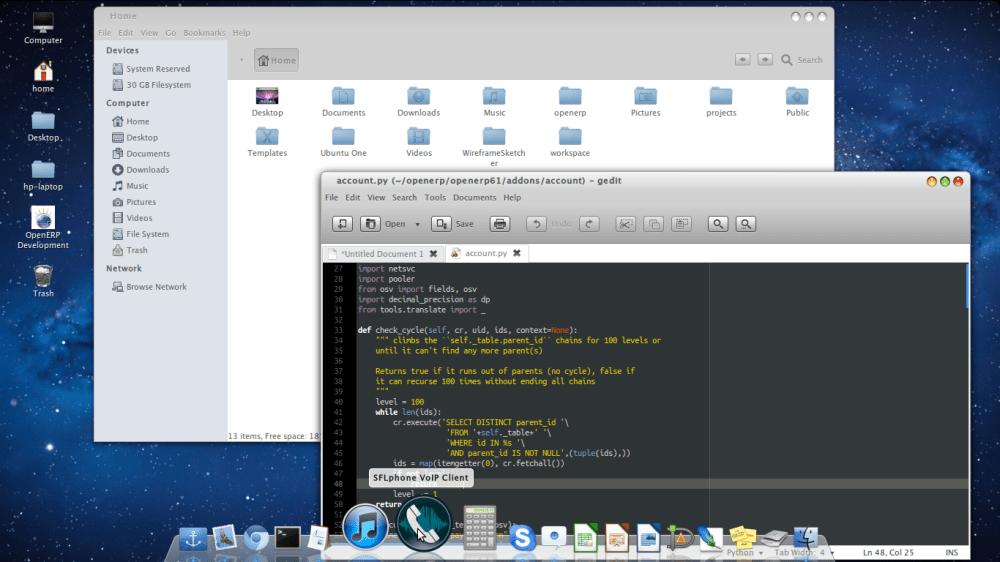 Transform Ubuntu 12.04 into Mac OS X Lion (2/2)