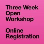3-Week Registration