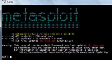 Metasploit: The Exploit Framework for Penetration Testers