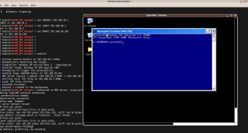 Metasploit 101 with Meterpreter Payload