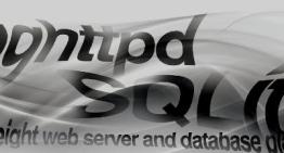 lighttpd & SQLite: A Lightweight Web Server and Database Platform