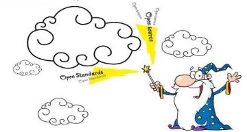 Building the Cloud with Open Source and Open Standards