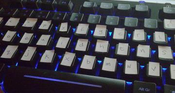 FOSS is __FUN__: The Dvorak Keyboard
